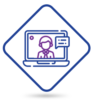 Virtual Medical Scribe Icon