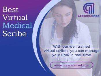Best Virtual Medical scribe