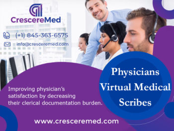 Physicians Virtual Medical Scribes